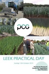 Brochure Leek Practical Day 2014